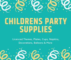 Children's Party Supplies