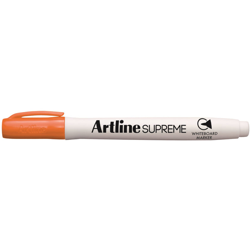 Artline Supreme Whiteboard Marker Orange -12 units