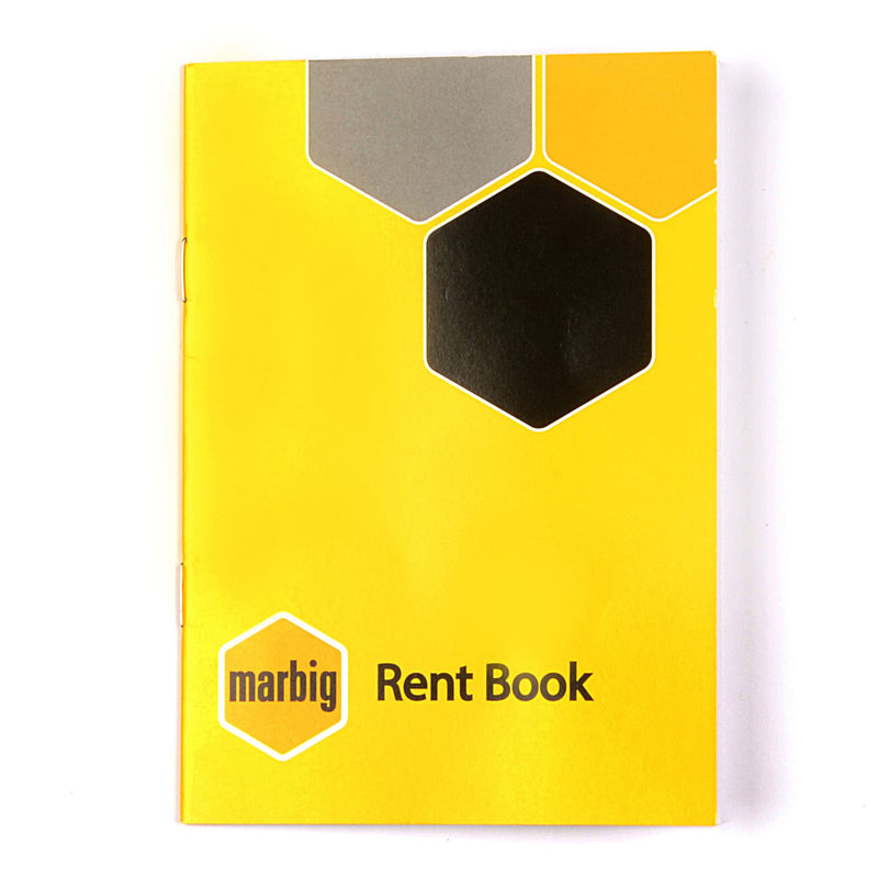 Marbig Rent Book A6