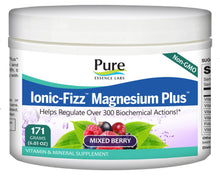 Ionic Fizz Magnesium Plus - Mixed Berry