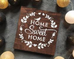 Traditional Barn Board Sign -  12