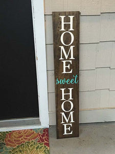 4 foot Welcome Sign - CODE15