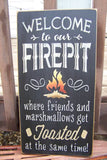 "Traditional Barn Board Sign 12"" X 24""  CODE10"
