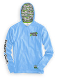 Summer Daze Performance hoodie