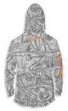 Overcast Camo Hooded Performance Shirt