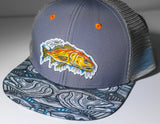 Redfish Drip - SnapBack Trucker