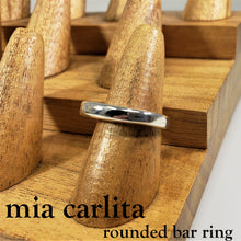 rounded bar ring