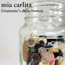 Grammie's dress button