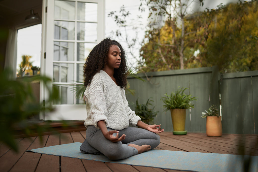 What is stress management, and how can you apply it to your life? Meditation can help.