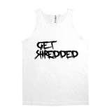 Get Shredded Tank Top