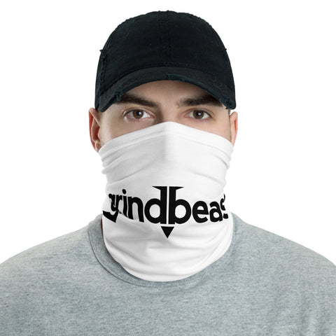 Grindbeast Face Mask White