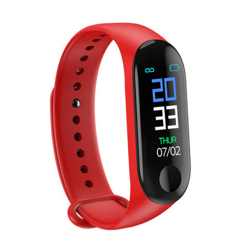 Waterproof Pedometer With Heart Rate Monitor