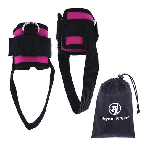 Fitness Exercise Resistance Band Ankle Straps