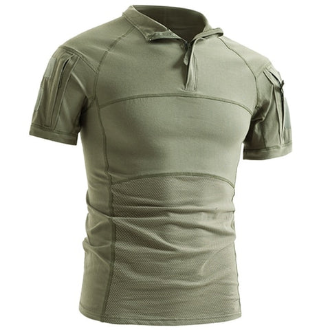 Quick Dry Athletic Polo Tshirt