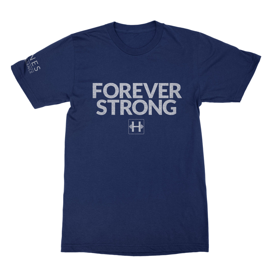 Men's Lifting T-shirt (FOREVER STRONG)