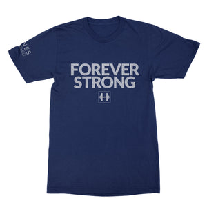 Women's Lifting T-shirt (FOREVER STRONG)