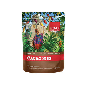 POWER SUPER FOODS_ Cacao Nibs 125g/ 250g/ 500g 파워 수퍼 푸즈 카카오 닙스 125g/ 250g/ 500g