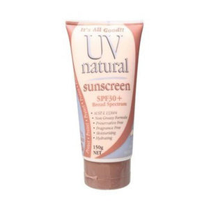 UV NATURAL_ Sunscreen  SPF 30+ UV 내츄럴_ 선스크린  SPF30+ 50g/ 150g