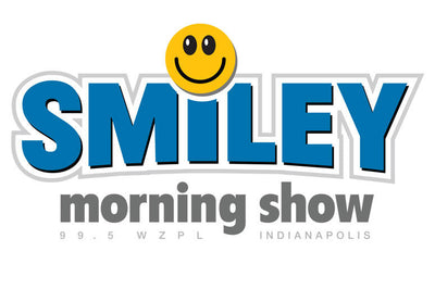 Gwendolyn On Smiley Morning Show 99.5 WZPL