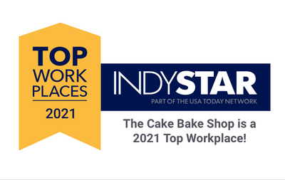 Gwendolyn's Cake Bake Shop's Awarded Top Work Places 2021