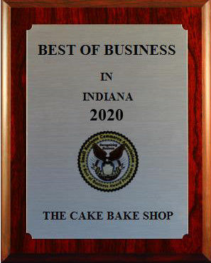 Small Business Bureau 'Best Of Business 2020' Award Goes To The Cake Bake Shop