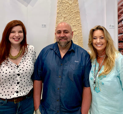 Gwendolyn Meets 'The Ace Of Cakes' Duff Goldman