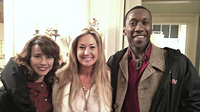 Mahershala Ali and Linda Cardelinni