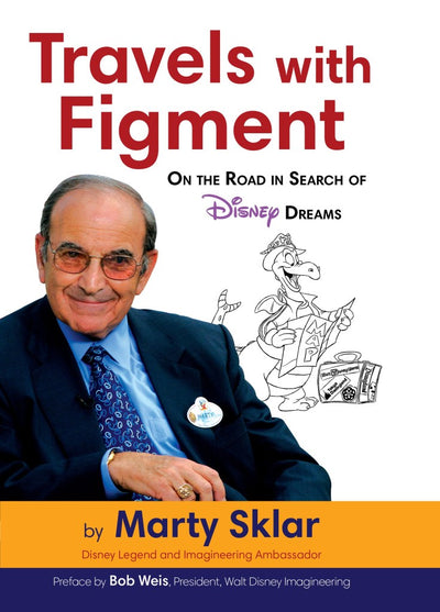 Gwendolyn's Cake Bake Shop Mentioned In Marty Sklar's Final Book 'Travels With Figment'