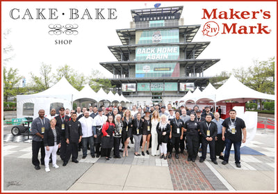 The Cake Bake Shop Partners With Maker's Mark Distillery