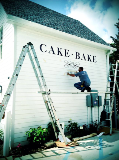 Cake Bake Shop: Behind the Scenes