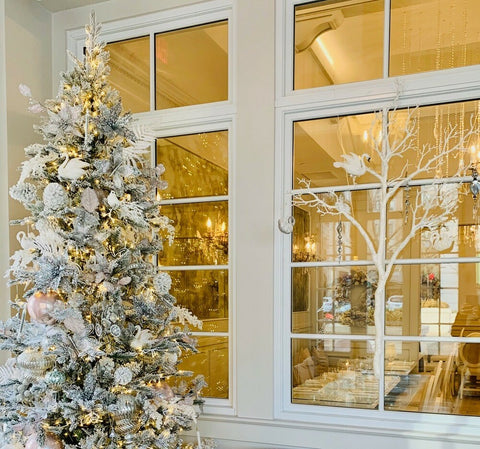 Cake Bake Shop Featured On Vickerman For Their Winter Wonderland Decor.