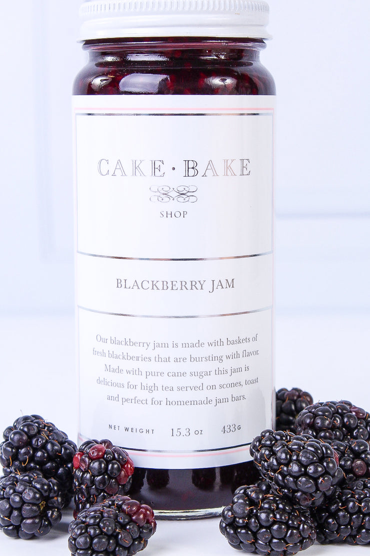 Cake Bake Shop's Blackberry Jam
