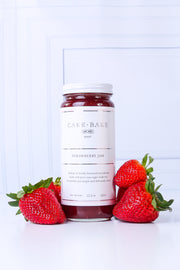 Cake Bake Shop's Strawberry Jam
