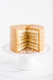 Southern Style Caramel Cake ~ ONLINE ONLY Whole Cake (Carmel pick up or Shipping)
