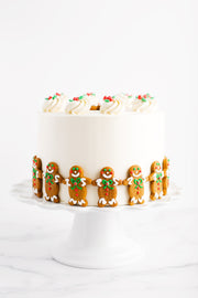 Gingerbread Cake (Available December Only)