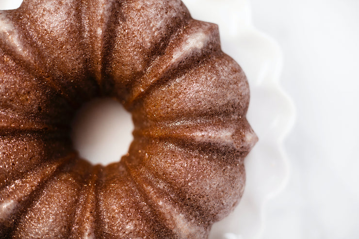 All-Butter Pound Cake (Bundt)