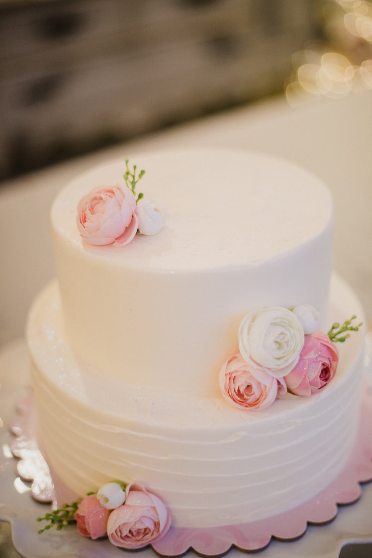 Cake Bake Shop's Two Tier Special Occasion Cake