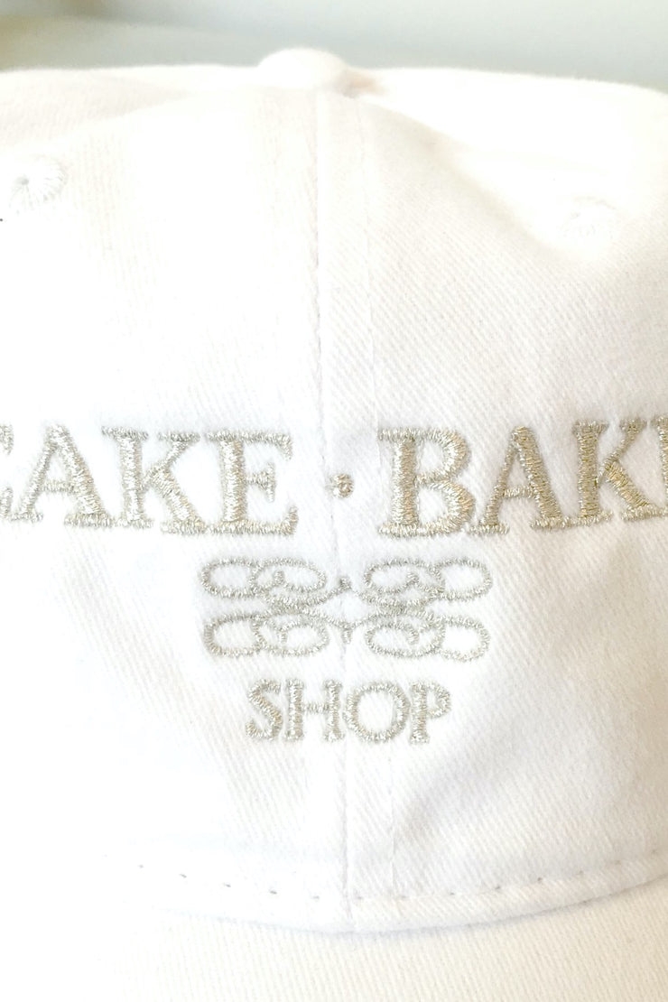 Cake Bake Shop Baseball Caps