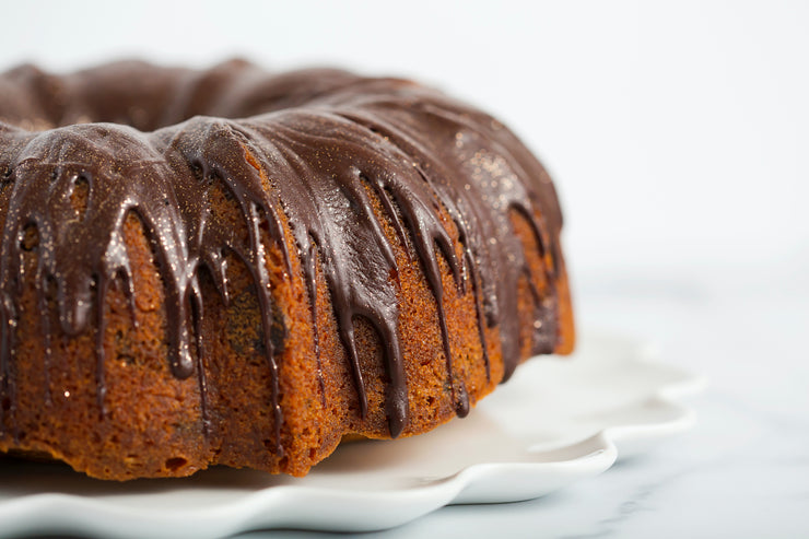 Chocolate Orange Bundt Cake