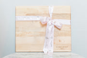 Cake Bake Shop Maple Cutting Board
