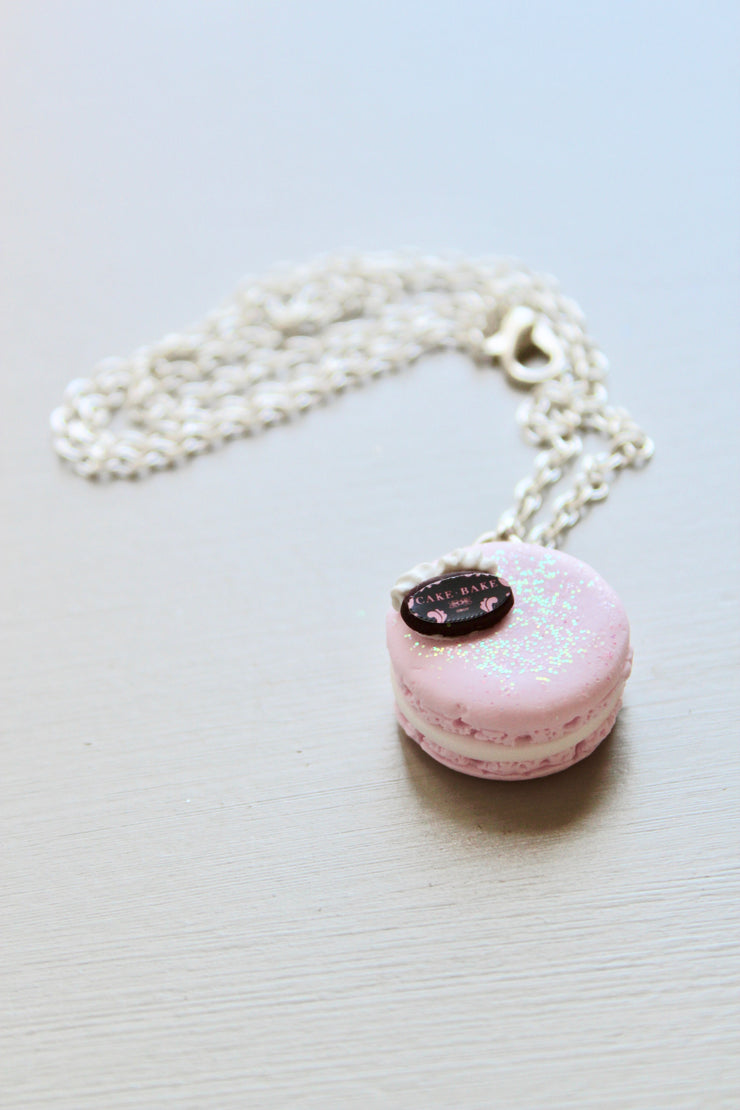 Cake Bake Shop Necklaces