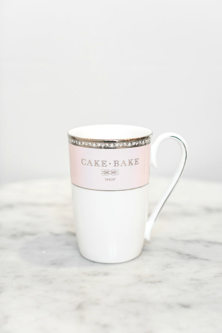 Cake Bake Shop Tall Coffee Cup Made By Lenox
