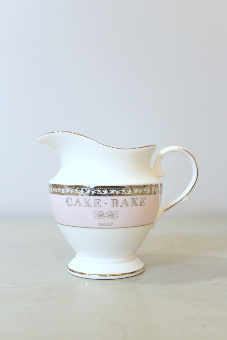 Cake Bake Shop Creamer Made By Lenox