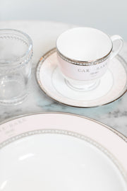 Cake Bake Shop Demitasse Cup & Saucer Made By Lenox