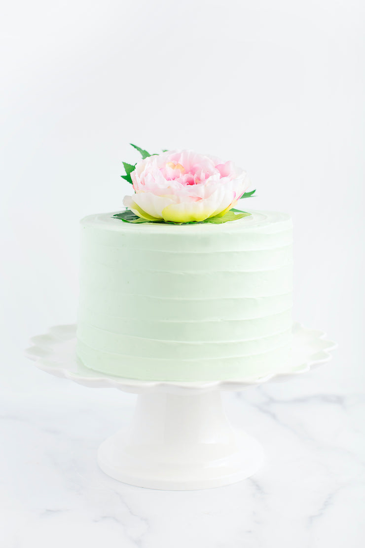 Oprah's 'O' List Mint Chocolate Chip Cake