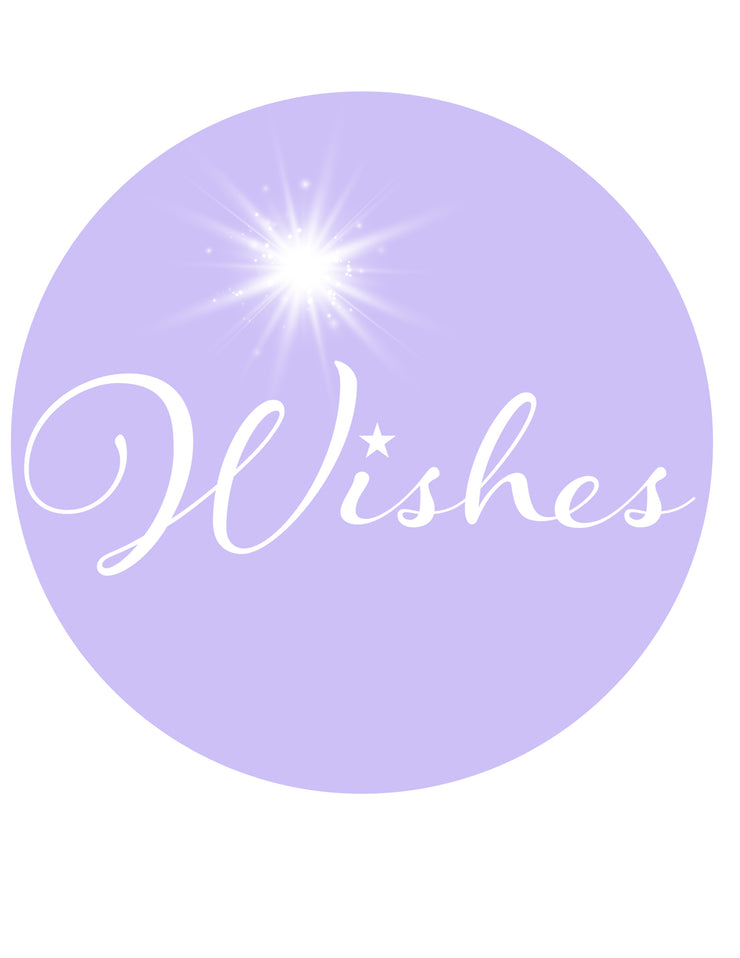 'Wishes' Cake For Make-A-Wish Foundation