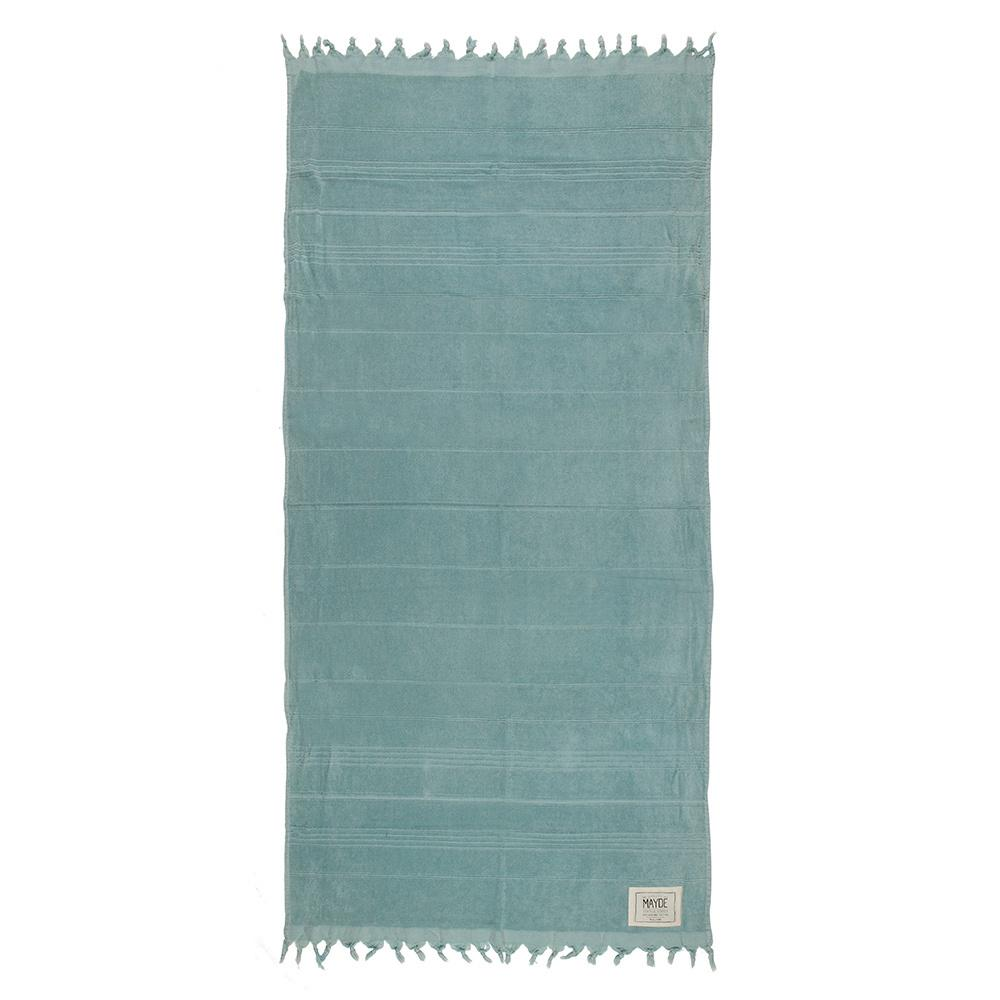 MIDDLE COVE TOWEL - MINT