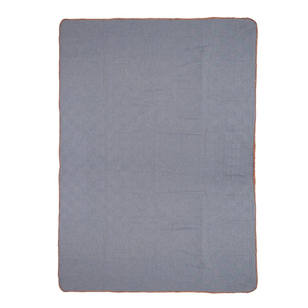 BIRCHGROVE THROW - MARINE