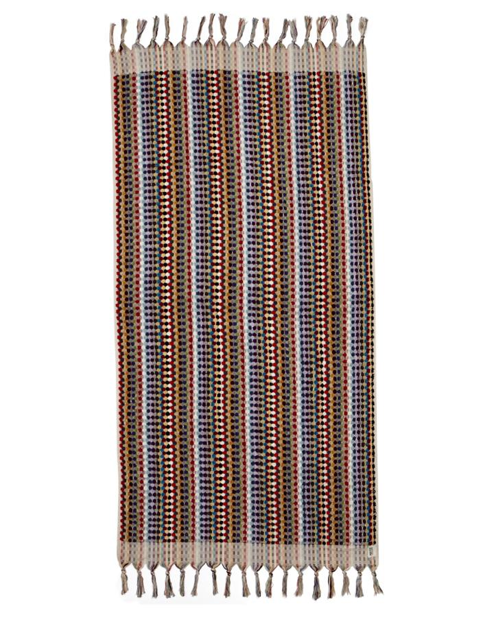 RAINBOW TOWEL - MULTI