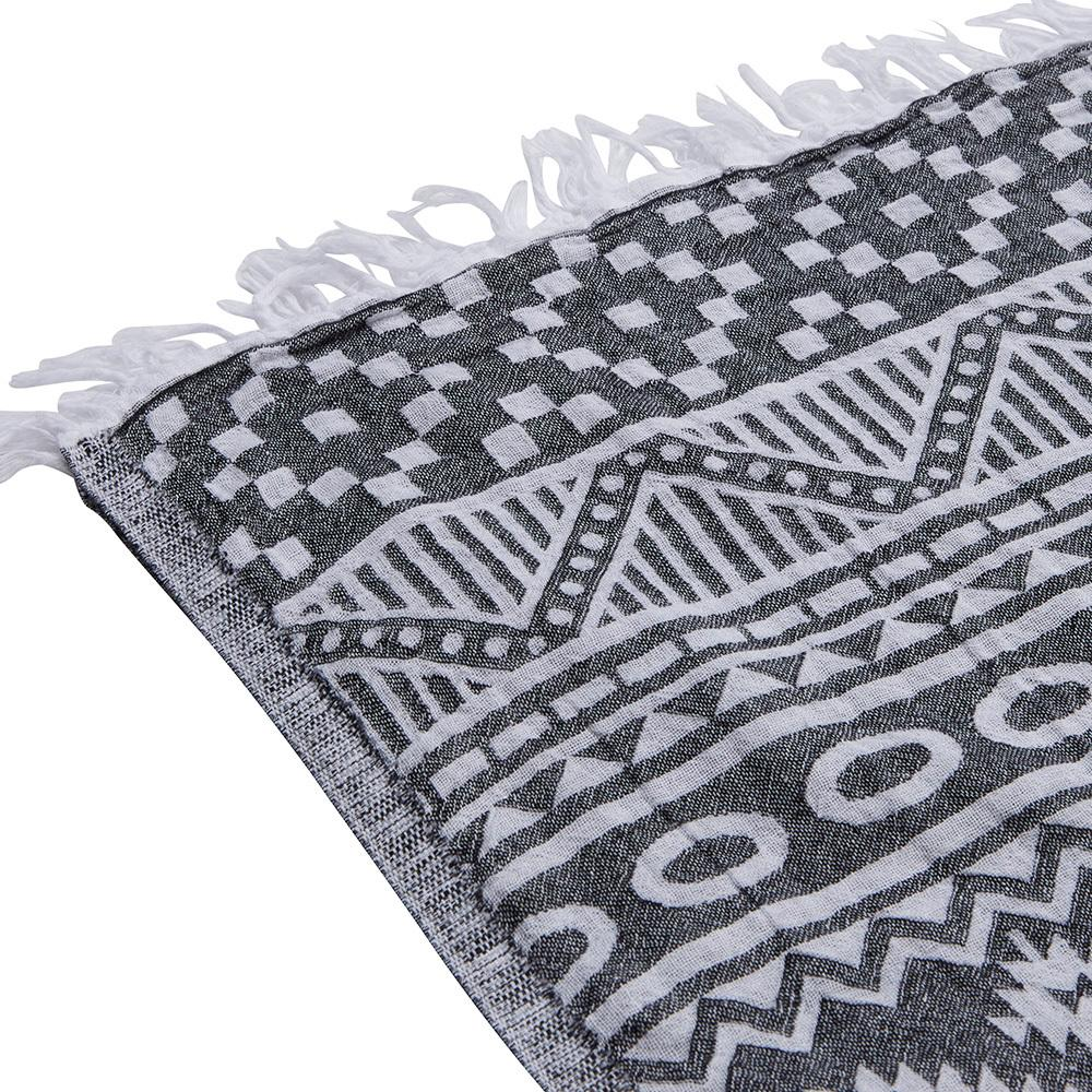 CABARITA BLANKET - BLACK
